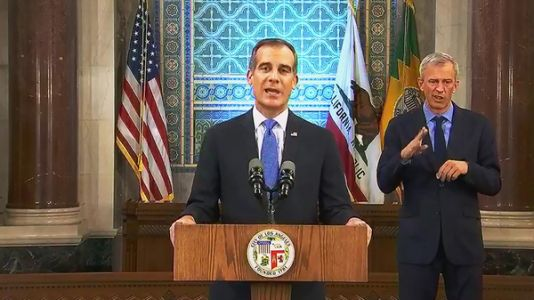 Los Angeles Mayor Says City May Shut Off Water, Power At Houses Hosting Large Parties