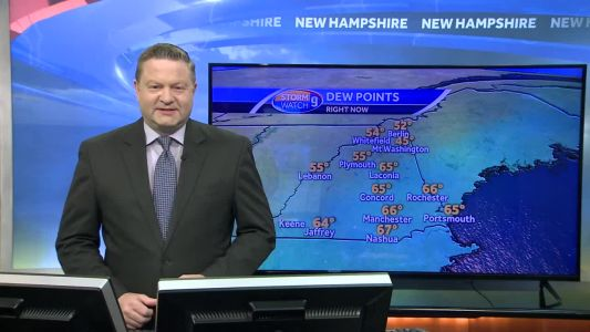Watch: Dry day after a humid start