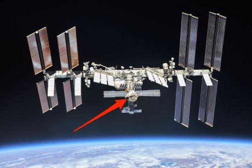Engineers found the location of an elusive leak on the space station: It's in a Russian module that provides crucial life support