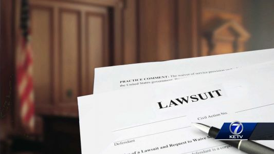 Firm that manages child welfare cases sues Nebraska state officials