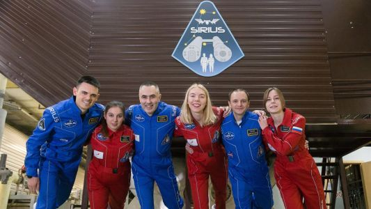 There's a Mock Moon Mission Underway in Russia
