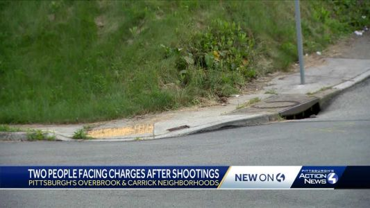 Police: Confrontation over stolen items leads to two shootings in Pittsburgh
