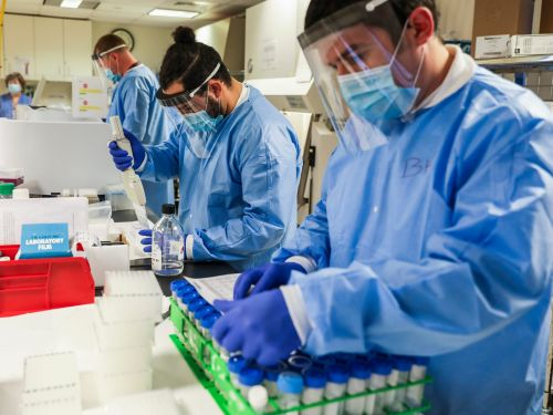 The US is seeing the consequences of the coronavirus' relatively unchecked spread. 3 people who supported that strategy now say they never did