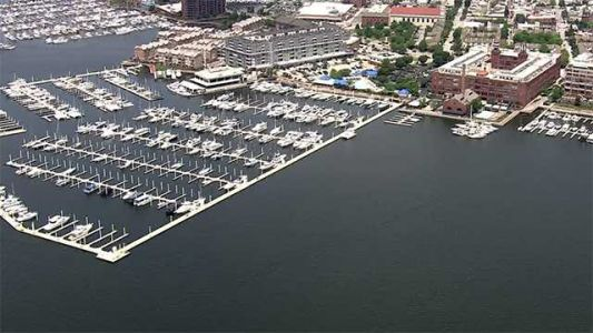 New report shows cleaner Baltimore harbor, edges closer to being swimmable