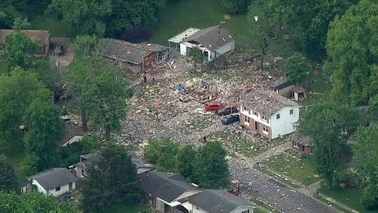 Jeffersonville mayor to survey damage of home explosion