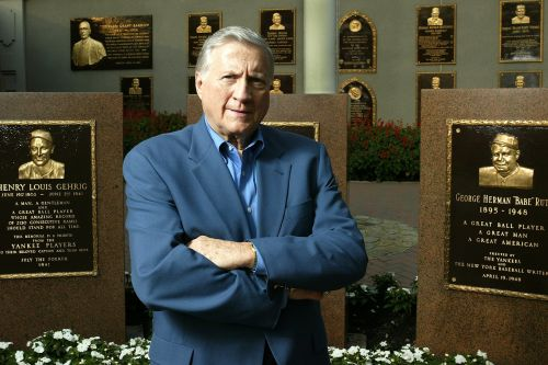 It's a joke baseball Hall passed over George Steinbrenner