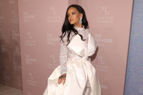 Hollywood, music elite descended upon Rihanna's Diamond Ball