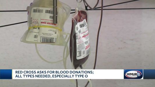 Red Cross in urgent need of type O blood