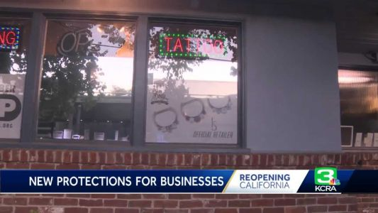 'We might be able to make it': Tattoo, piercing shops allowed to operate in California's most restrictive tier