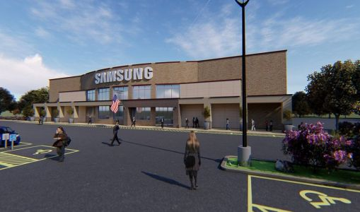 Samsung opening customer care center in Greenville