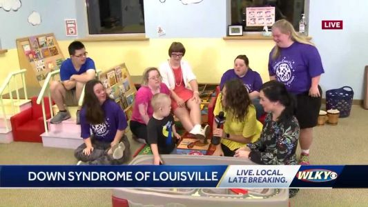 Down Syndrome of Louisville crew still on cloud nine after meeting Backstreet Boys