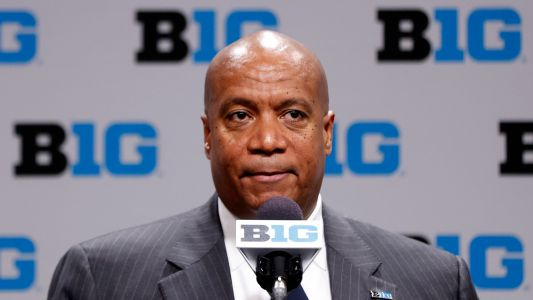 Kevin Warren's role as Big Ten's bad news bearer isn't his fault, but it is his problem