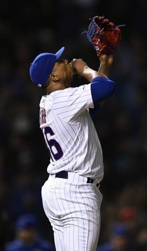 Cubs' Strop earned save after his car was stolen