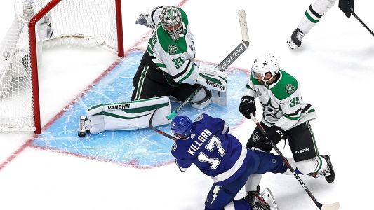 Rested Stars take Game 1 of Stanley Cup Final against Lightning