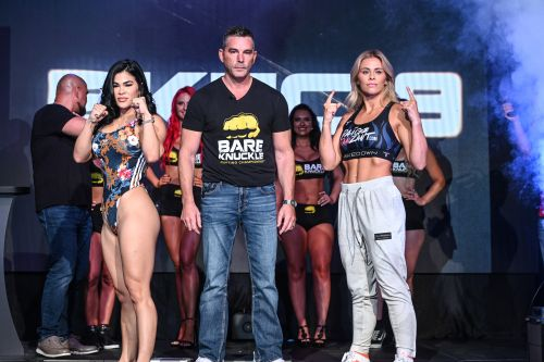 BKFC 19: VanZant vs. Ostovich live and official results