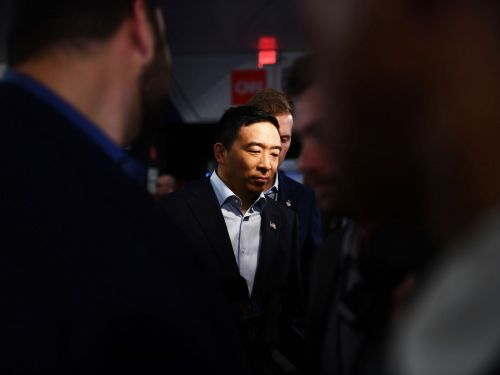 Andrew Yang's Asian jokes may be popular at political debates, but they aren't going over well in the Asian-American community