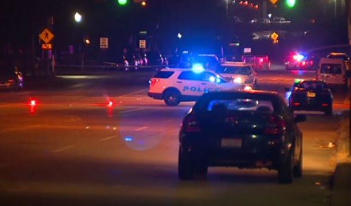 Police investigate after shots fired at officer's vehicle in West End