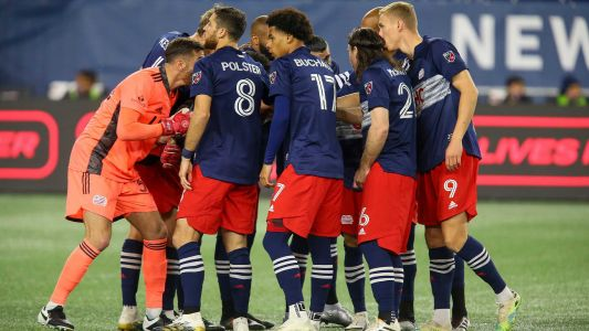 Revolution upset Philadelphia Union to reach Eastern Conference semifinals