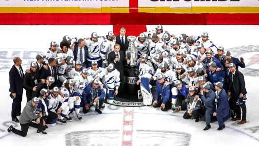 Lightning 2020 Stanley Cup champions: How they handed off the Stanley Cup