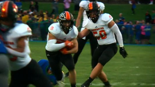 'We're Playing Together': Patience Is Paying Off For Farmington's Football Program