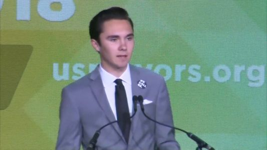 Parkland survivor to join marchers calling for gun reform