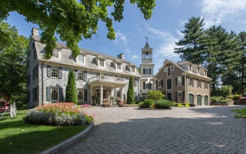 Mansion Monday: 'The Mill House' is a standout property in Windham