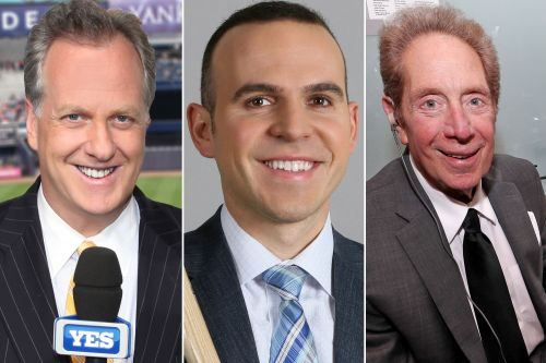 Ryan Ruocco thriving as fill-in for legendary Yankees voices