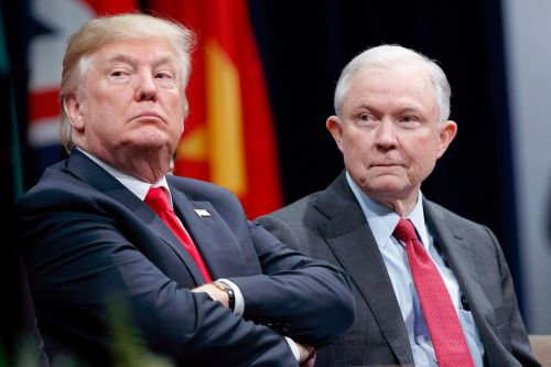 Jeff Sessions fires back at Trump for interfering in Alabama Senate race