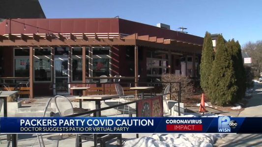 Health experts caution about Packer parties Sunday