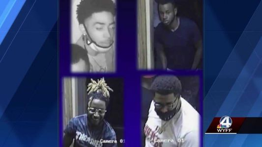 Greenville County deputies search for 4 men wanted in connection to deadly shooting at nightclub