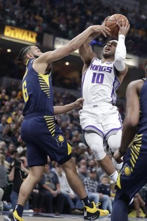 Young scores 20 points, Pacers beat Kings 107-97