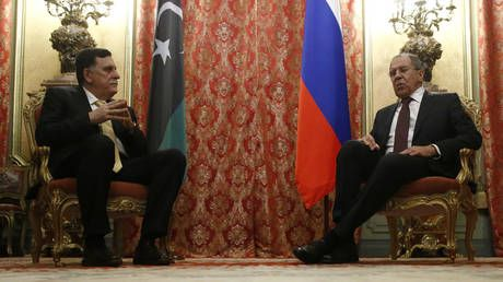 Russia to reopen embassy in Libya - Lavrov