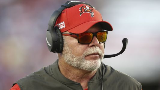 Buccaneers' Bruce Arians makes good on promise, gets tattoo after Super Bowl 55 victory