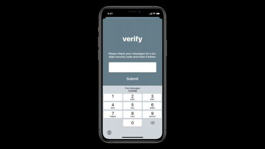 Apple's making SMS-based one-time passcodes secure by tying them to domains