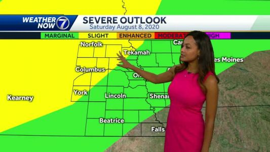 High heat, humidity move in for the weekend