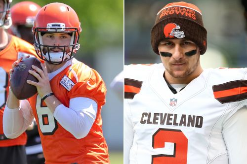 Johnny Manziel: Baker Mayfield is 'in a better' Browns situation