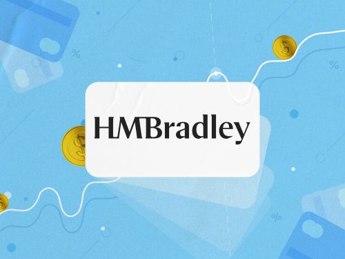 HMBradley's hybrid checking and savings account offers a tiered APY and a pre-approved credit card