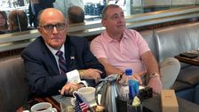 Giuliani Associates Who Targeted Biden Arrested On Campaign Finance Charges