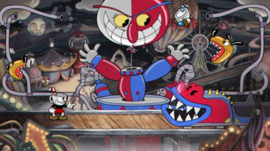 Cuphead comes to Nintendo Switch with Xbox Live integration