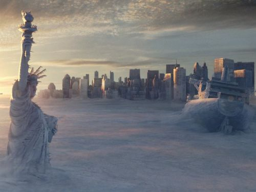 The film 'The Day After Tomorrow' foretold a real and troubling trend: The ocean's water-circulation system is weakening