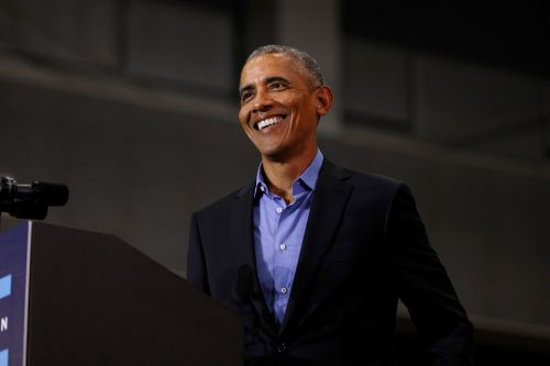 The Barack Obama Foundation has seen its contributions soar
