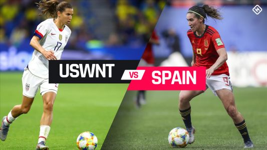 What channel is USWNT on today? Time, TV schedule for USA vs. Spain in 2019 World Cup