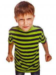 Childhood Aggression Linked to Deficits in Executive Function