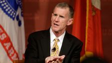 Stanley McChrystal, U.S. Army General Fired After Mocking Biden, Endorses Biden