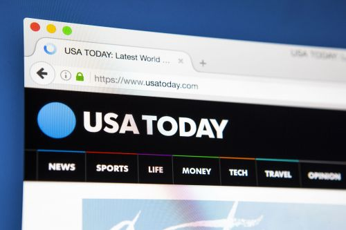 USA Today editor apologizes for approving 'racist' yearbook photo