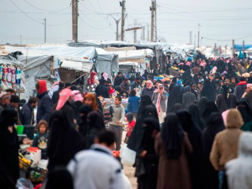 The desperate struggle for survival inside the last square mile of ISIL territory