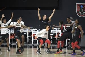 Aces advances to their franchise's 2nd WNBA Finals
