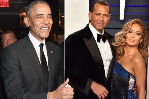 Barack Obama congratulates J.Lo and A-Rod on engagement with handwritten note