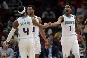 Hornets' Monk suspended indefinitely by the NBA