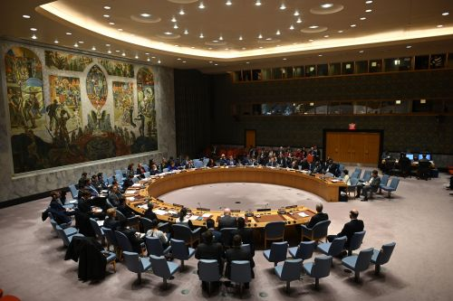 Don't Let Iran Blow Up the U.N. Security Council